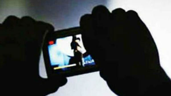 A man blackmailed his mother with nude pictures for property