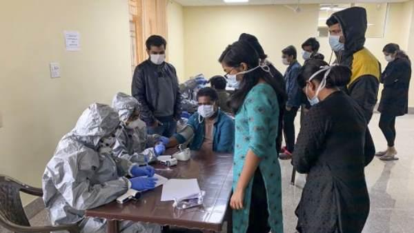 తెలంగాణలో కొత్తగా 38 కరోనా కేసులు నమోదు, 45కు చేరిన మరణాలు