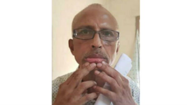 dr sudhakar request officials to shift him from mental hospital