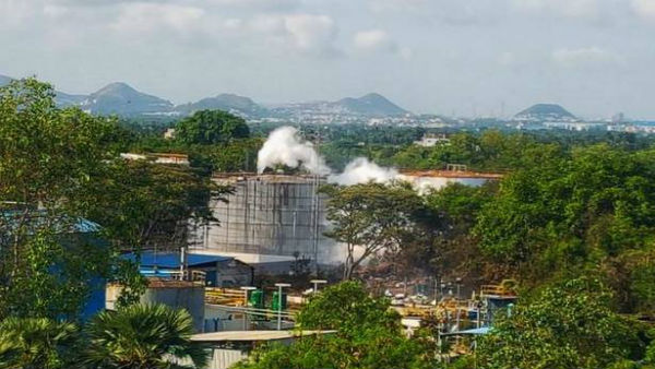 Gas leak in West Godavari creates panic in public