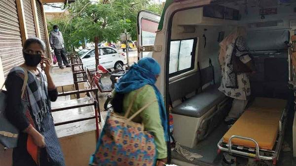 ధూల్ పేటలో నిశ్చితార్ధం ధూమ్ ధామ్.. 15 మందికి కరోనా పాజిటివ్