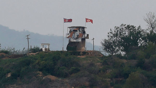 North Korea fires gunshots at South Korea, no casualities reported