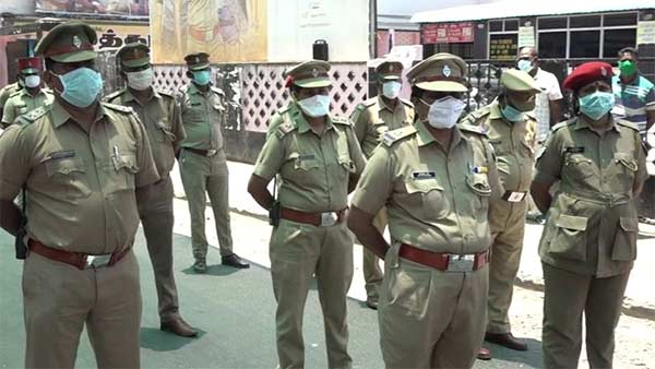 Central Home dept orders for state and union territories on police health.!