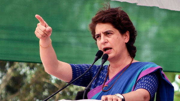 Be ready by 5 pm: Priyanka Gandhi says to UP govt for 1000 buses send