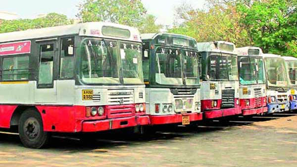 tsrtc to operate special buses for govt employees in hyderabad