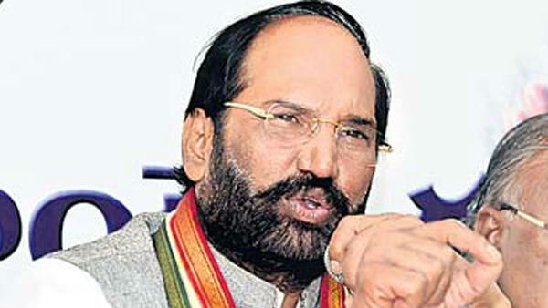 PCC Chief Uttam fired on Telangana Government..!