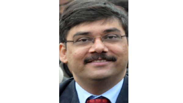 IAS Ravi Kota as new Minister (Economic) in the Indian Embassy in Washington DC