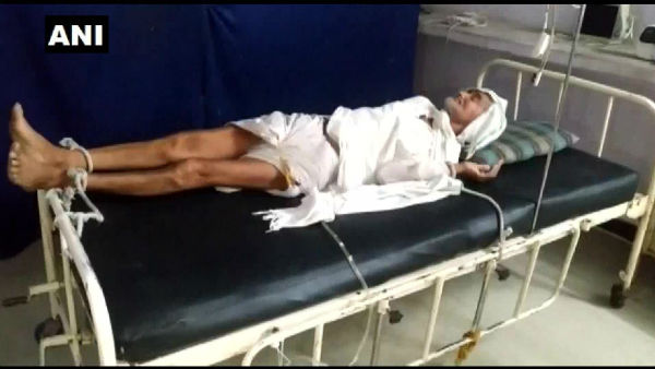 Madhya Pradesh: An 80-yr-old man found tied to bed with rope at a hospital in Shajapur