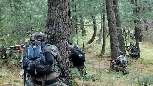 Pakistans Terror Launch pad Destroyed; 13 terrorists killed along LoC in Poonch
