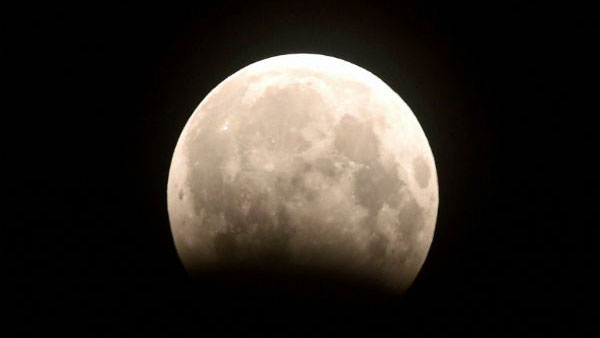 Todays Lunar eclipse is not applicable to Indian timeline ?