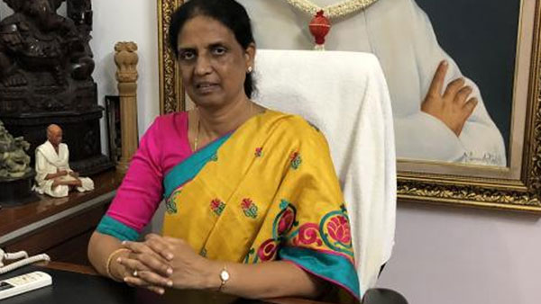 lock down is not a solution for coronavirus control says minister sabitha indra reddy