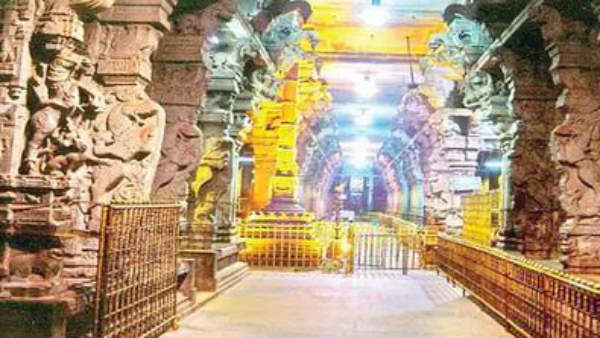 Srikalahasti Temple has postponed the trial run after Priest was tested Covid-19 positive