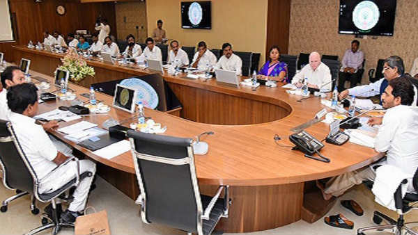 andhra pradesh cabinet meeting on may 11th in amaravati