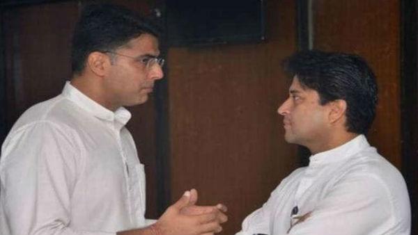 ఎంపీ-రాజస్థాన్: కాంగ్రెస్ పార్టీలో ప్రతిభకి చోటులేదు: జ్యోతిరాదిత్య సింధియాతో సచిన్ పైలట్ భేటీ!