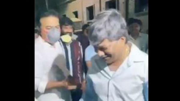 Video: మాస్కు ఇస్తే.. మడిచి జేబులో పెట్టుకున్నారు: పద్మారావుకు కరోనాపై కేటీఆర్ ఆసక్తికరం