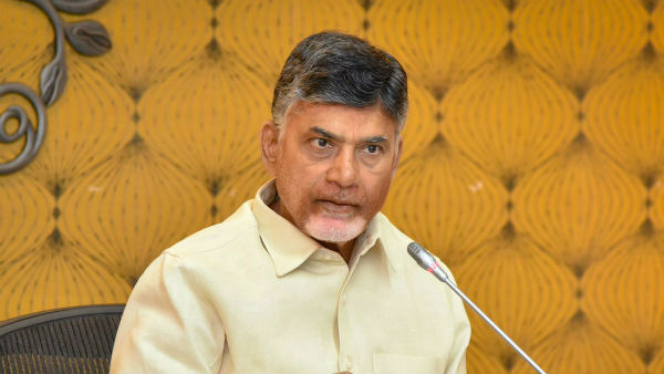 Chandrababu says God must protect the AP .. he tweeted the latest situation about Corona