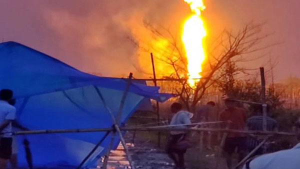 Assam: Huge explosion near Baghjan oil well, 3 foreign experts injured