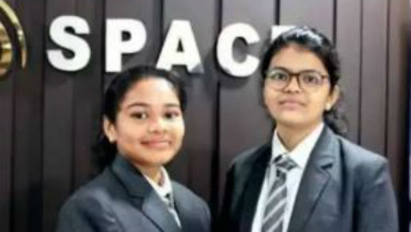 Surat girls discovers asteroid in space, NASA confirms their discovery