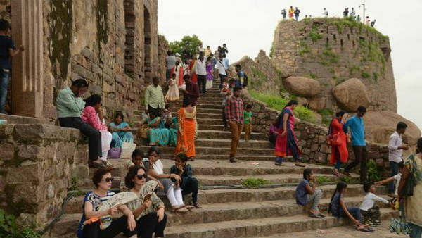 central archeology department allows golkonda, charminar visits from july 6th
