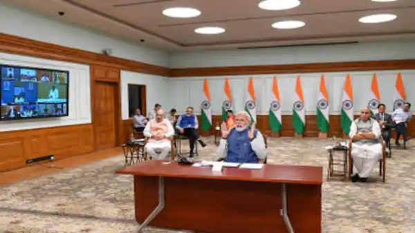 PM Modi to Hold Meeting with CMs on July 27th..