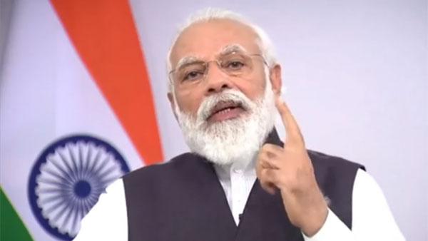 India Global Week 2020: ప్రపంచం మనవైపే చూస్తోంది, భారత్ ఆర్థిక స్థితి మెరుగవుతోంది: మోడీ
