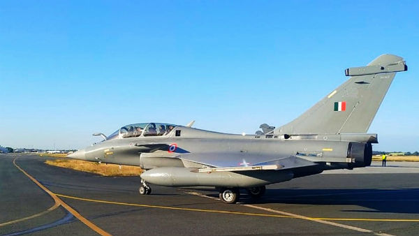IAF Rafale jets get mid-air refueling at 30,000 feet