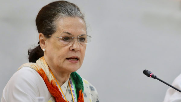 Congress President Sonia Gandhi Admitted to hospitalised For Routine Tests