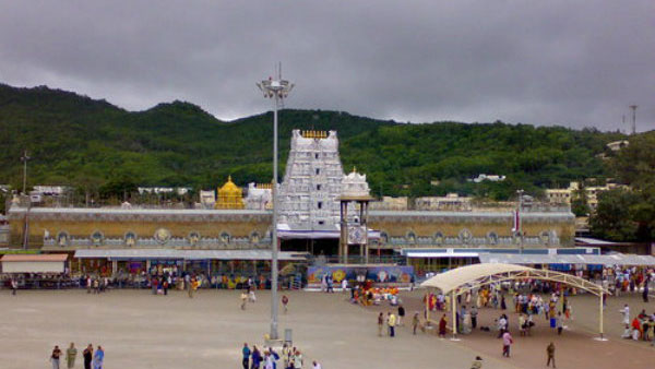 tirumala temple in cotainment zone announced by tirupati officials