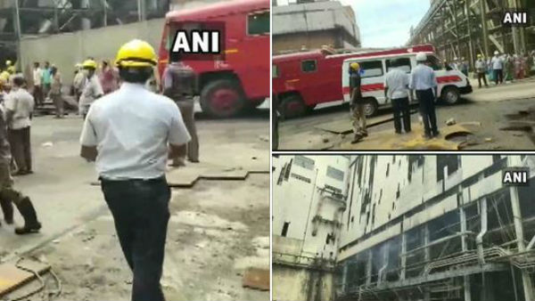 At least 5 dead, 15 injured in boiler blast at Neyveli Lignite Corporation plant at Cuddalore