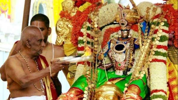 షాకింగ్: టీటీడీలో తొలి కరోనా మరణం: శ్రీవారి ఆలయ మాజీ ప్రధాన అర్చకుడు కన్నుమూత: