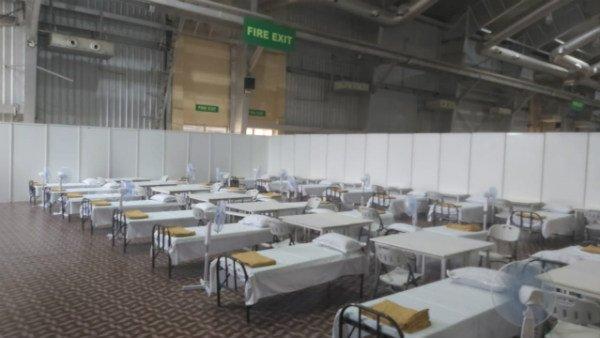 ప్రపంచంలోనే అతిపెద్ద COVID-19 చికిత్సా కేంద్రం, బెంగళూరు గ్రేట్, 10, 100 పడకలు, మెనూ అదుర్స్ !