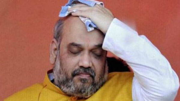 Amit Shah covid-19: Union Home Minister tests positive for coronavirus