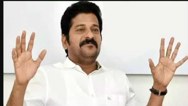 andhra - telangana water disputes: congress mp revanth reddy slams cm kcr and min ktr