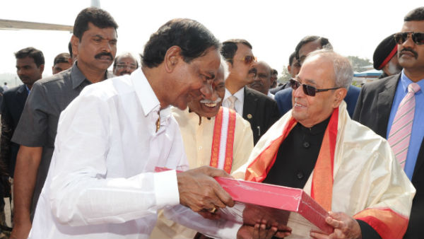 Pranab Mukherjee had a special affinity with Telangana: CM KCR expresses grief