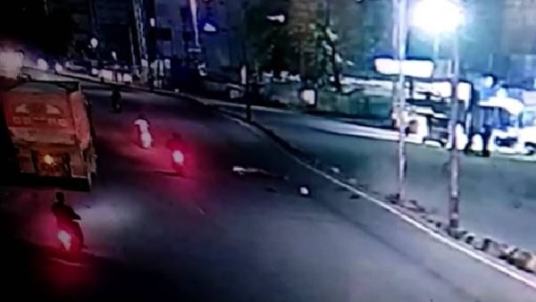 2 youths killed after overspeeding bike rams into electric pole in rajendranagar