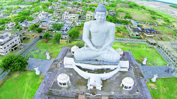 ap political parties and supported groups hold social media surveys on amaravati