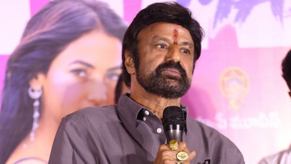 dont suicide fear of corona: balakrishna