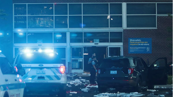 Chicago Violence Mass Looting In The City After Cop Involved In Shooting