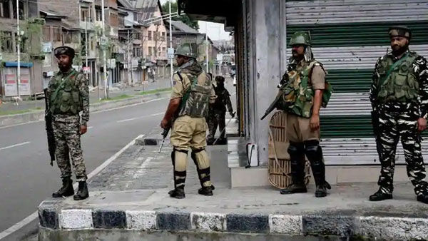Centre decides to withdraw 100 companies of paramilitary forces from Jammu Kashmir