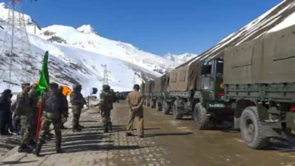 Troops Fought Chinese Army for 17-20 Hours:ITBP