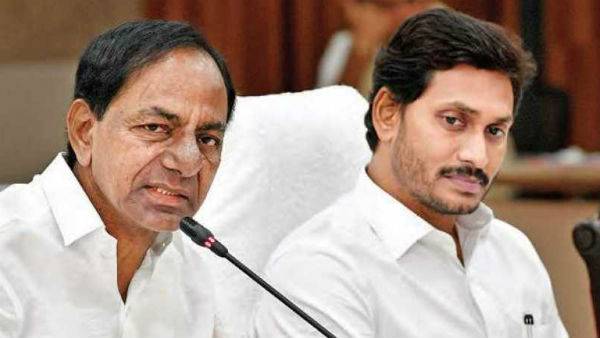 centre displeasure over telugu states for lack of coordination warns against projects