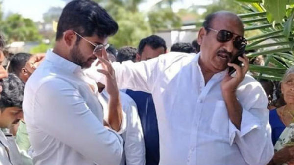jc prabahakar reddy and his son asmith reddy gets bail in three fake registration cases