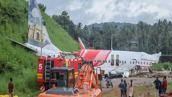 22 kerala officials involved in plane crash rescue operations tested postive