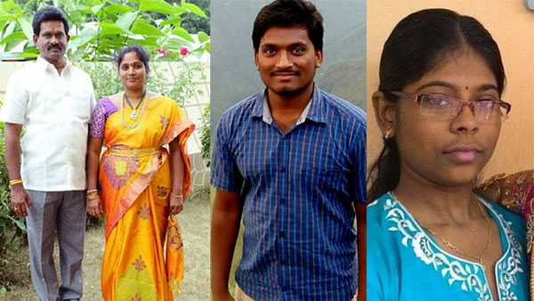 covid-19 tragedy: father dies of virus, family jupmed into godavari, incident at Kovvur