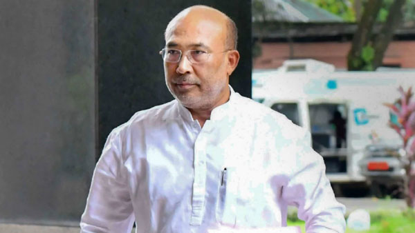 Manipur Assembly floor test to decide fate of BJP-led govt today