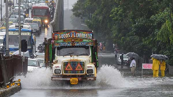 Mumbai Rains: city disrupted with record rainfall, IMD forecasts 'extremely heavy'