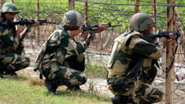 5 Infiltrators Shot Dead By BSF Along The Border With Pakistan In Punjab