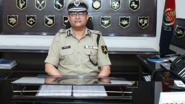 Rakesh Asthana takes charge as the 27th Director General of Border Security Force