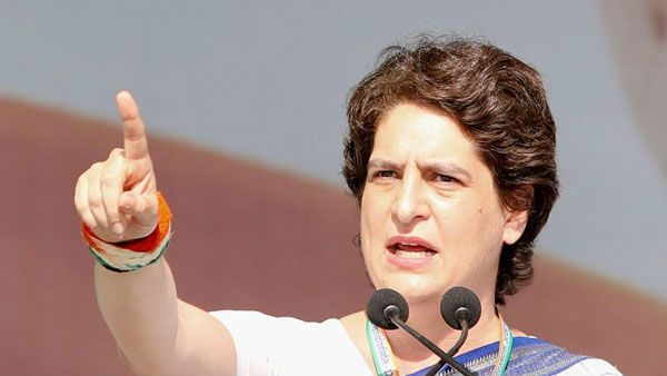 congress breaks silence over ram mandir, priyanka calls it occassion of national unity