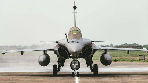 IAF to formally induct Rafale jets on September 10, Second batch to arrive in October